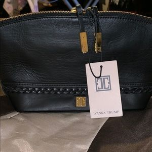 Ivanka Trump Black Clutch
